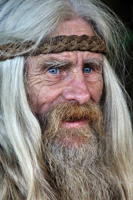 Anglo Saxon Facial Features 5
